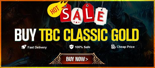 TBC Classic Gold