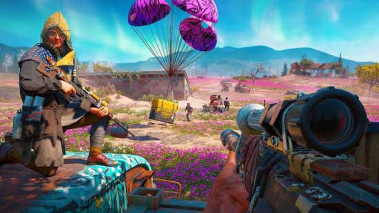 Far Cry New Dawn Is Having A Rough Time At Retail